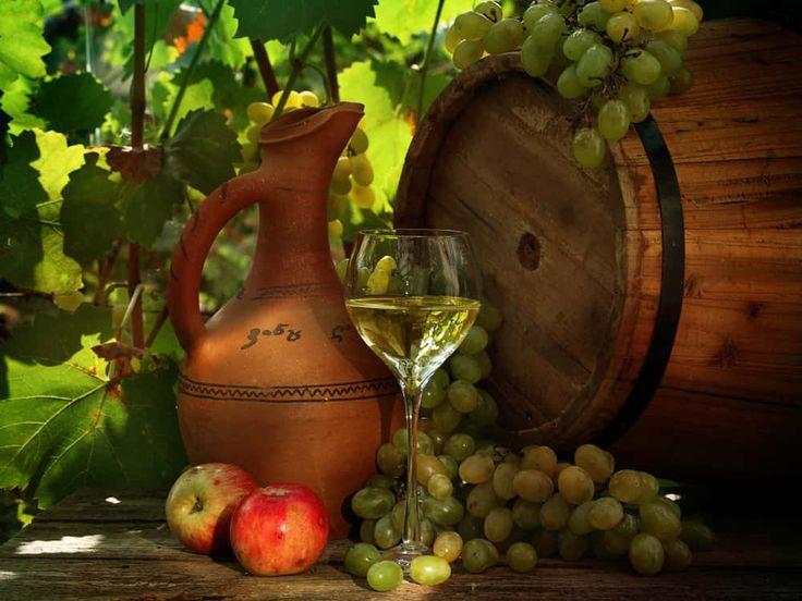 Savour the authentic, world-famous Georgian Wine