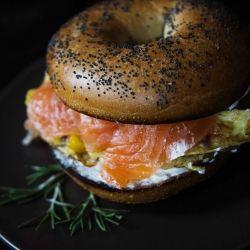 ... Smoke Salmon, Breakfast Sandwiches, Eggs Sandwiches, Bagels Sandwiches