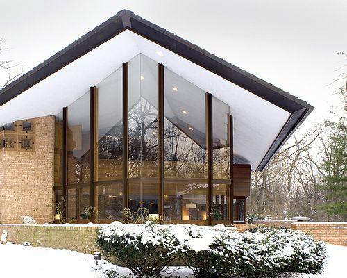 Glore Residence_Frank Lloyd Wright, Architect