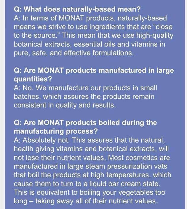 Monat facts www.autumn.mymonat.com