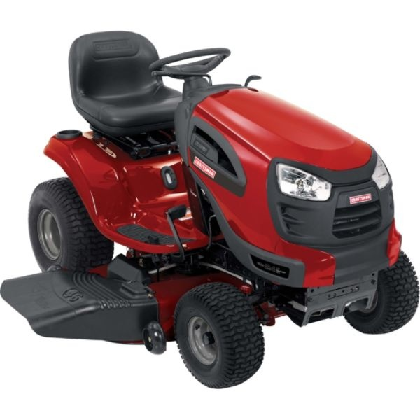 2012-2013 Craftsman 46 in 24 hp YT 4000 Hydro Model 28857 Yard Tractor Review - TodaysMower.com