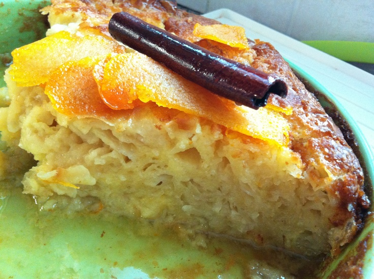 Orange cake so deliciously different!