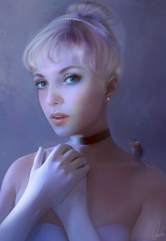 Real Princesses - Cinderella