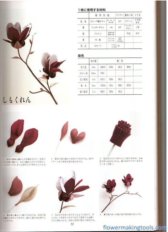 Мелкие цветы Сайоко