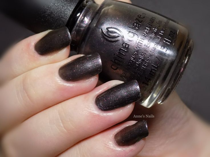 China Glaze 'Heroine Chic' from the autumn 2016 Rebel collection.