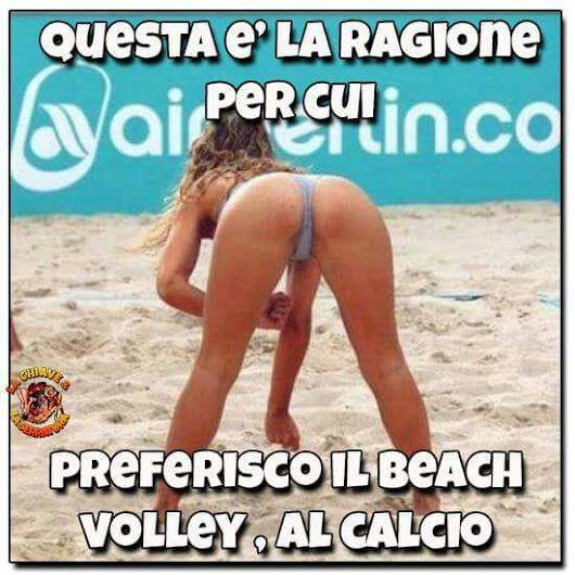 Volley vs Calcio - 18456
