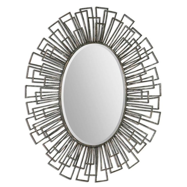 Best Contemporary Wall Mirrors Ideas On Pinterest - Contemporary oval mirrors