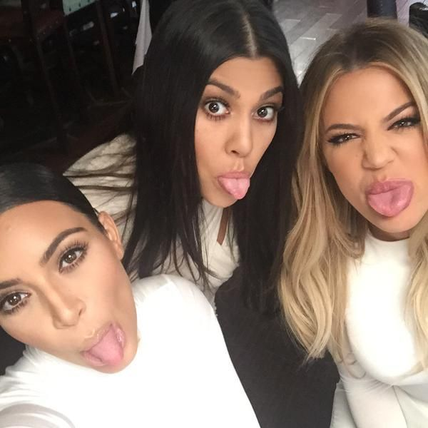 WELCOME TO DEBBYS COT: KARDASHIAN SISTERS THROW SHADES AT SCOT DISICK