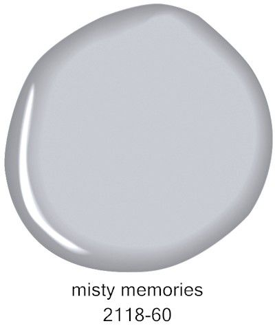 1000 images about most popular colors on pinterest for Benjamin moore misty grey