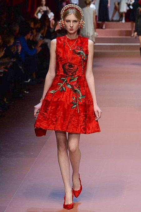 Dolce & Gabbana   Milão   Inverno 2016