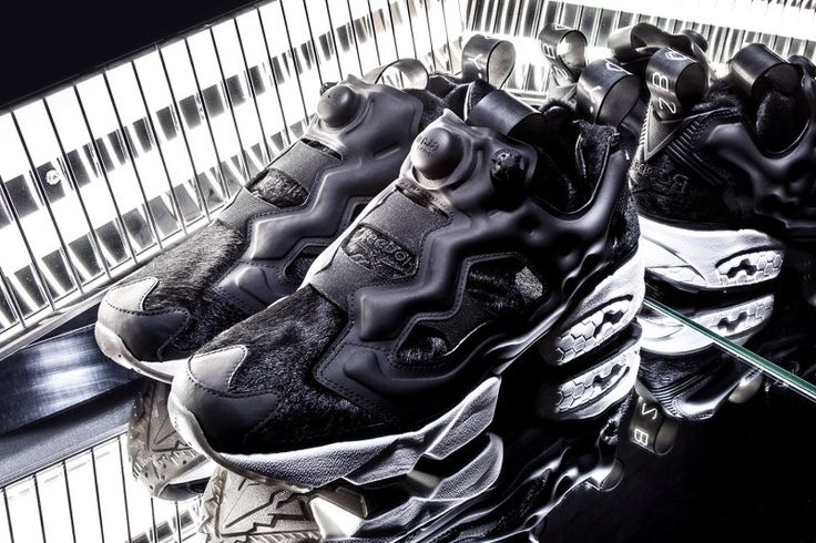 Sneakerboy Renders the Reebok Instapump Fury in Pony Hair