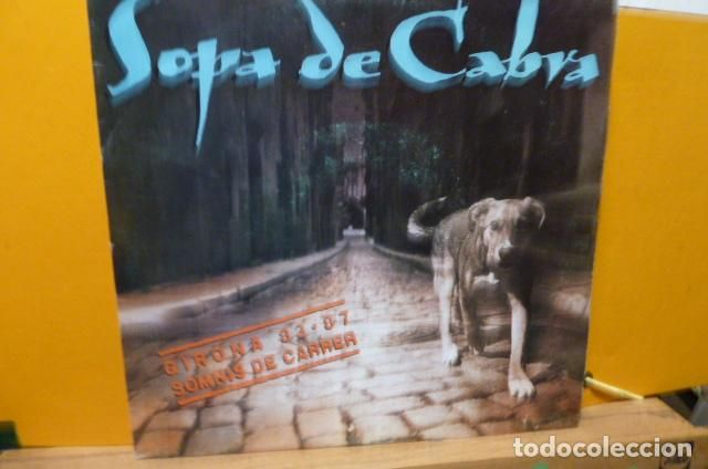 SOPA DE CABRA -SINGLE - (Música - Discos - Singles Vinilo - Grupos Españoles de los 90 a la actualidad)