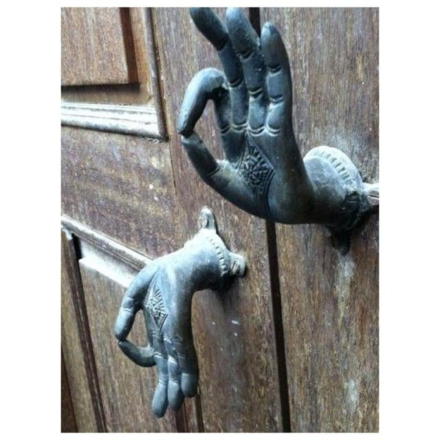 #yoga #inspiration #quote I want this door handle