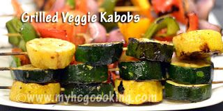 My HCG Cooking Blog - Favorite recipes and discoveries on my HCG weightloss journey: P3 Grilled Vegetable Kabobs