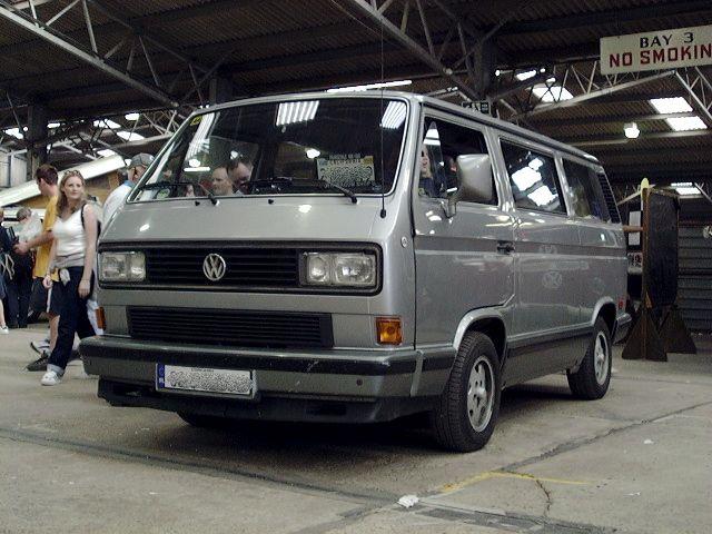1988 California-spec VW Vanagon Wolfsburg Edition