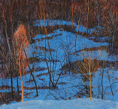 Catching the Light, Midwinter
