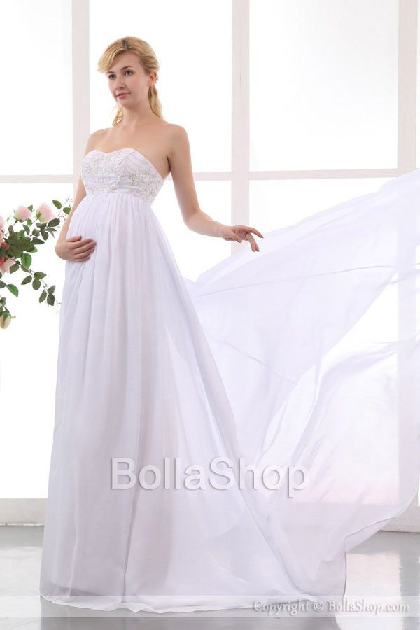 39 best Maternity Wedding Dresses !! images on Pinterest | Wedding ...