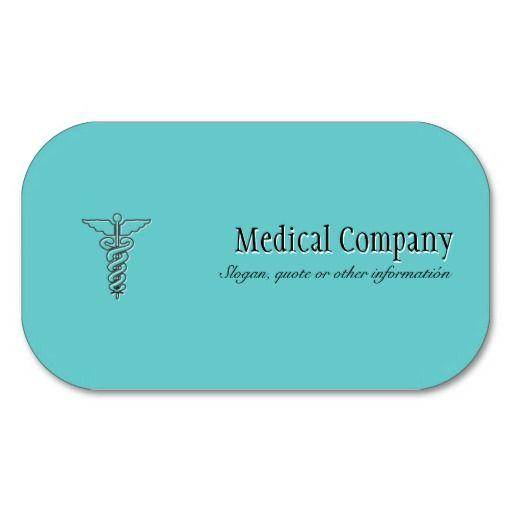 $45 Tarjeta de visita profesional para área sanitaria y de medicina, profesional, limpio, serio, elegante, minimalista