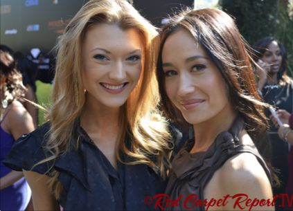 Maggie Q of Nikita, Olympian Gabby Douglas, Boni Yanagisawa, and others Honored at the 6th Annual Diamond In The RAW-Action Icon Awards