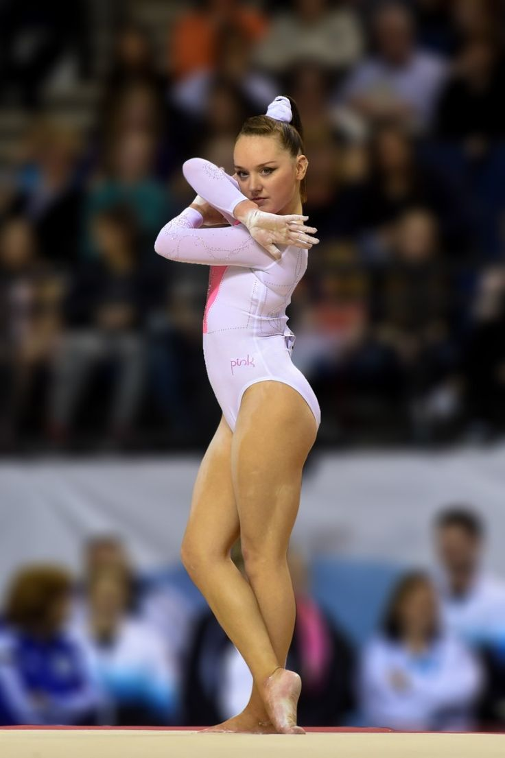 Amy Tinkler (Gimnasia-Reino Unido)