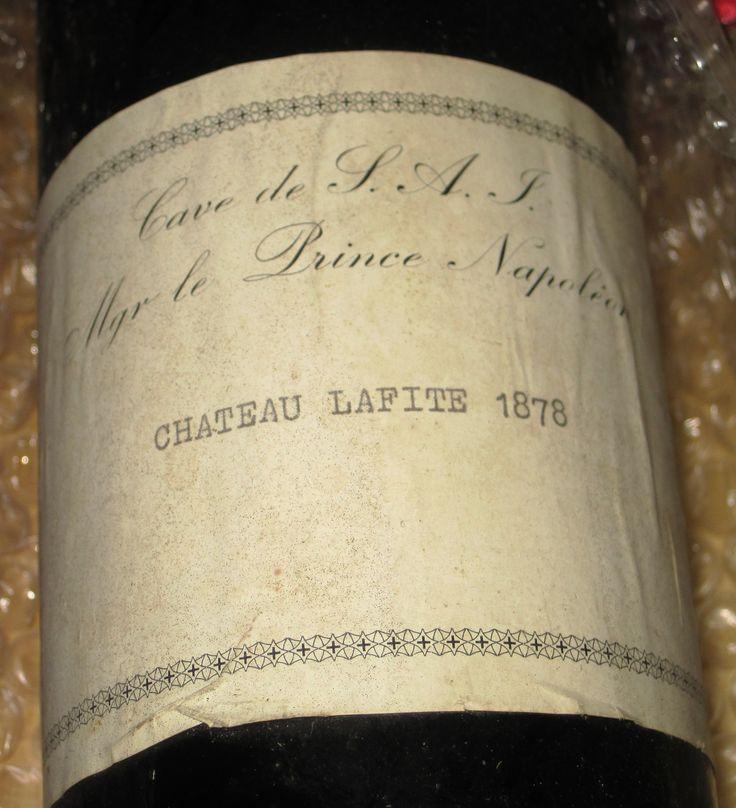 Chateau Lafite Rothschild Wine | Lafite 1878 273x300 Chateau Lafite Rothschild Pauillac Bordeaux Wine