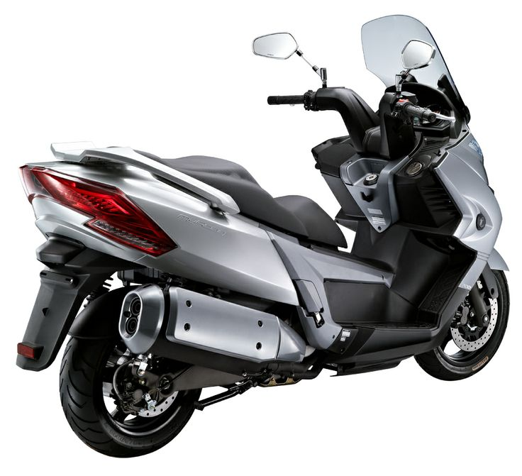 The KYMCO MyRoad 700i - the newest addition to the 2014 lineup!
