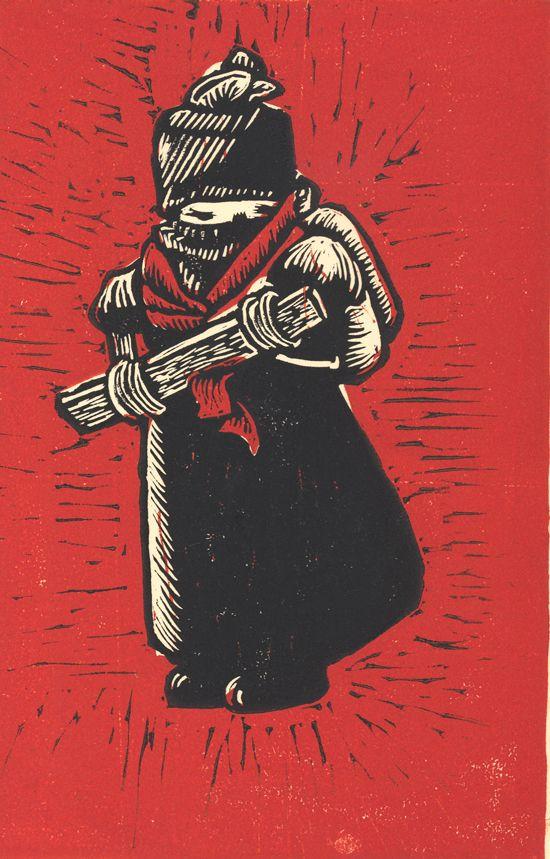 My Lil' Zapatista by levelup-anna.deviantart.com on @deviantART