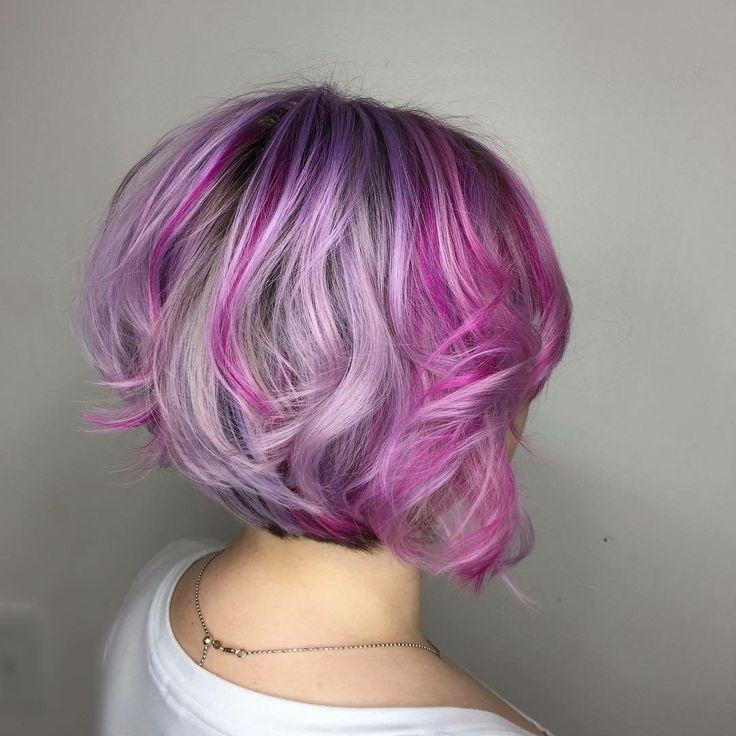 Purple lavender pink