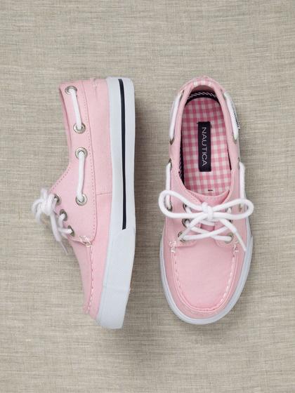Nautica girls tomales bay boat shoe fashion pinterest