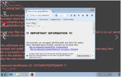 Krypto-Trojaner: Lockys gieriger Bruder verlangt über 2000 Euro Lösegeld