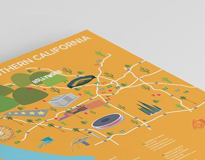 """Check out new work on my @Behance portfolio: """"Best Mexican Restaurants in southern California Map"""" http://be.net/gallery/48933549/Best-Mexican-Restaurants-in-southern-California-Map"""
