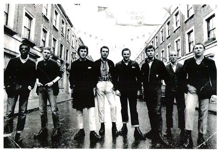 Becoming slightly obsessed with first wave late 60s skinhead fashion..