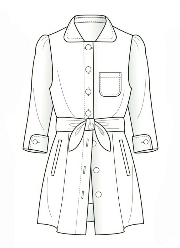 jacket technical flat flats sketches pinterest fashion flats drawings and sketches. Black Bedroom Furniture Sets. Home Design Ideas