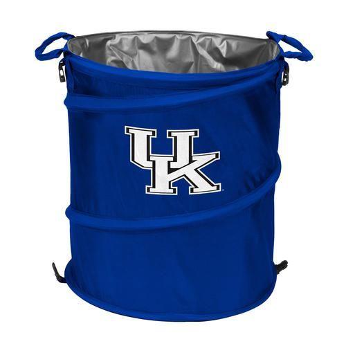 Kentucky Wildcats UK Collapsible Trash Can Cooler