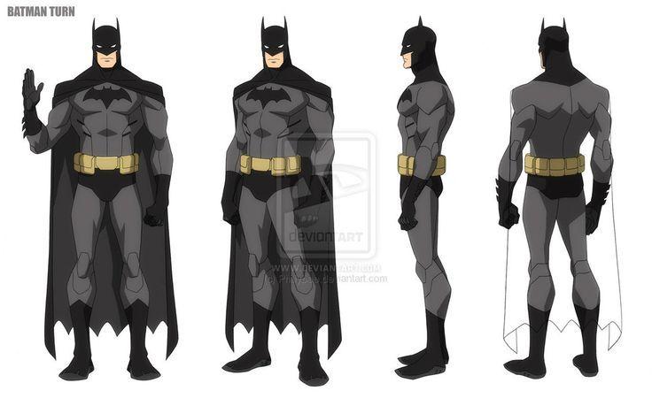 batman origins joker model sheets - Поиск в Google