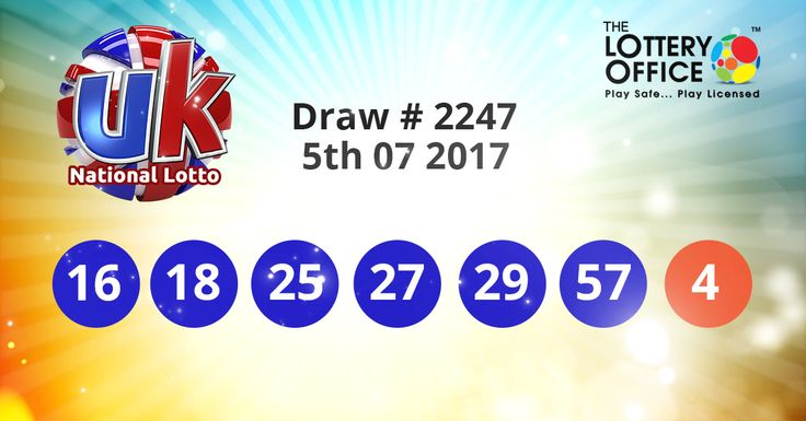 UK National Lotto winning numbers results are here. Next Jackpot: £3.3 million #lotto #lottery #loteria #LotteryResults #LotteryOffice