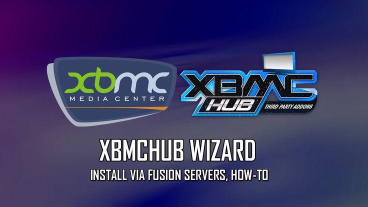 XBMCHUB Wizard Via Fusion Http Servers