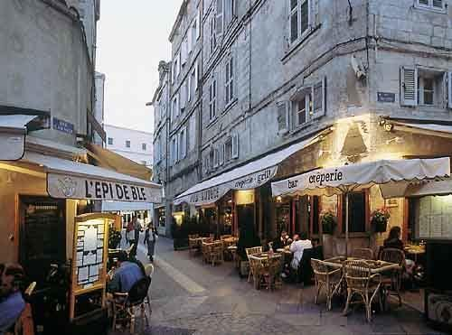 This is the city from where I trace my paternal roots-La Rochelle, France.-a trip is in my future.