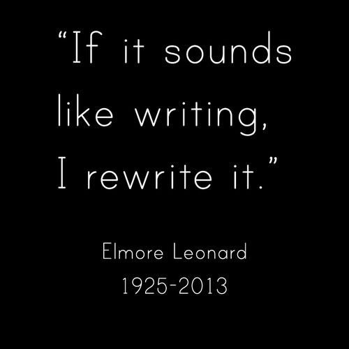 R.I.P., Elmore Leonard