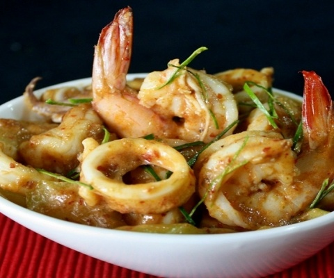 ... squid and celery stir fry squid and vegetable stir fry recipe food to
