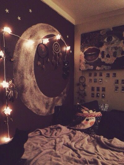 You Met Me At A Strange Time In My Life dreamy indie room love it25  best Chill room ideas on Pinterest   Cozy room  Room goals and  . Hippie Bedroom Ideas. Home Design Ideas