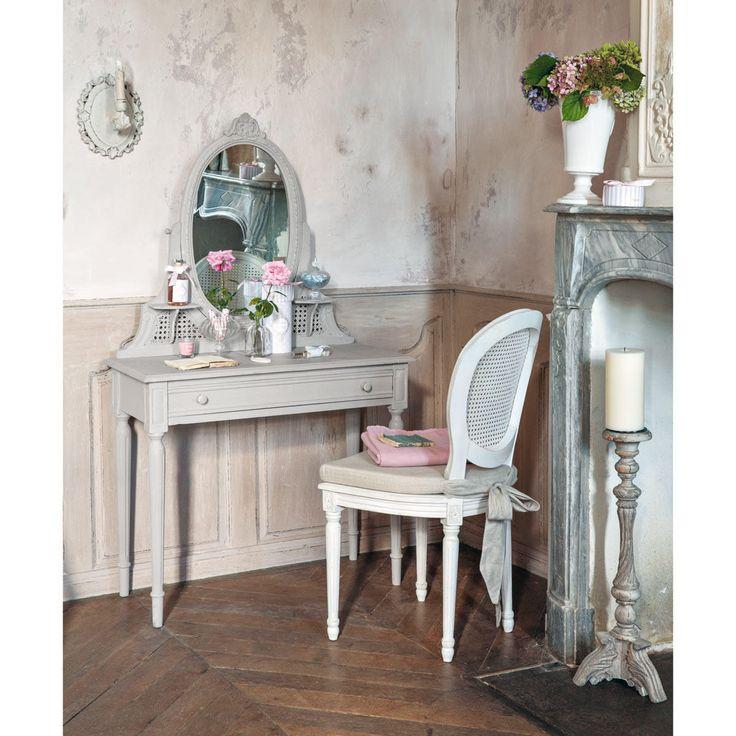 coiffeuse maison du monde 25 pinterest coiffeuse fille chambre ado moderne. Black Bedroom Furniture Sets. Home Design Ideas
