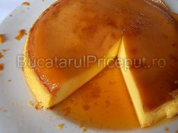 Crema de zahar ars (reteta clasica)