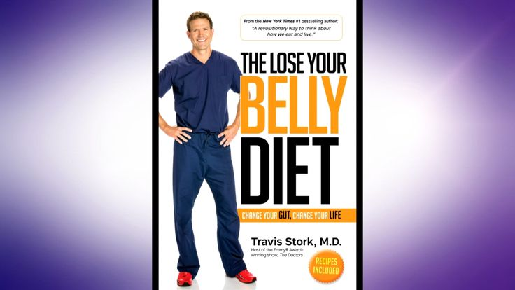 "Dr. Travis Stork shares a few of his favorite recipes from his new book ""The Lose Your Belly Diet."""