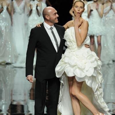Купить мануэль мота свадебное платье