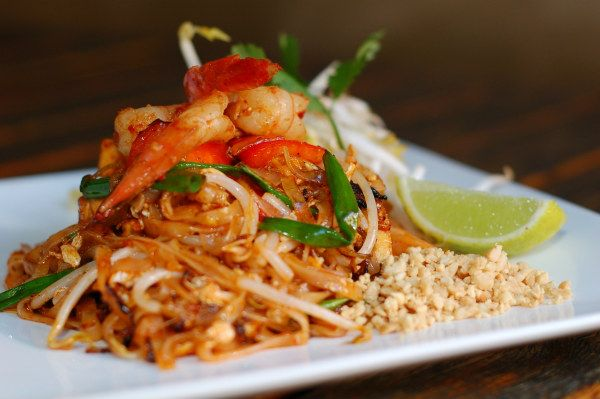 Prawn pad Thai recipe  I  This easy to make dish is very much liked by the prawn fish lovers.   #ThaiRecipes #AsianInspiration