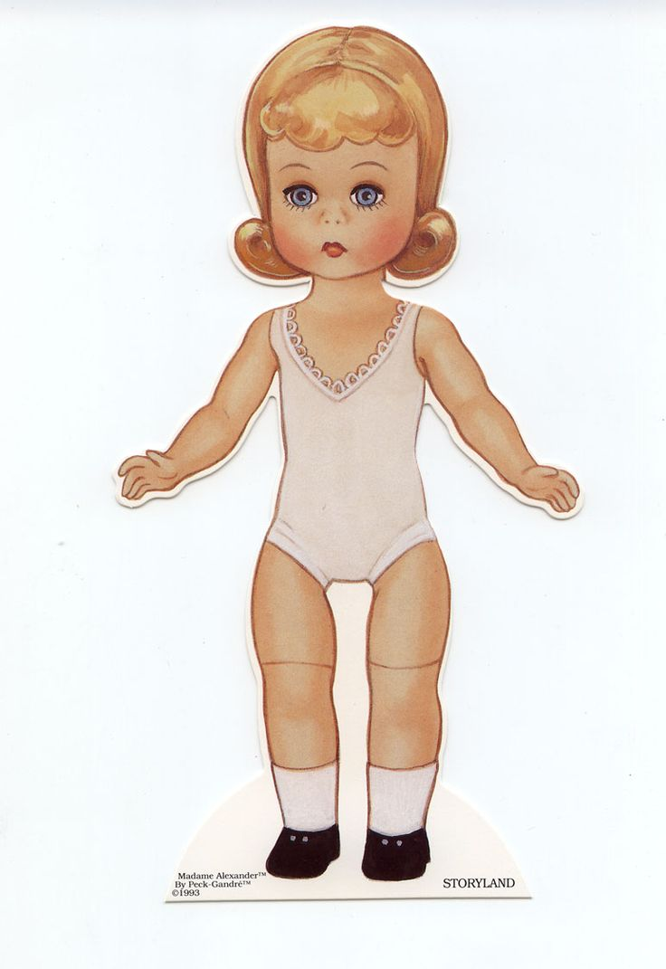 This is a large set so it will cover  two or three nights.  This paper doll is based on the Madame Alexander 1965 bend-knee walker doll and her story land costumes she was dressed in over the perio...