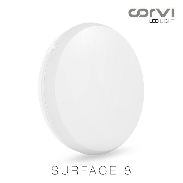 Corvi LED Surface 8: 1800 Lumens*/ 12 Watts #CorviLEDLight