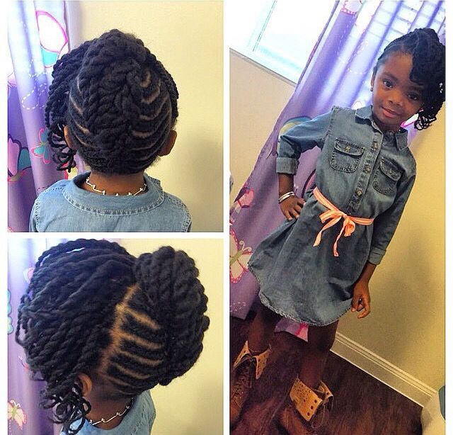 Groovy 1000 Ideas About Natural Kids Hairstyles On Pinterest Kid Hairstyle Inspiration Daily Dogsangcom