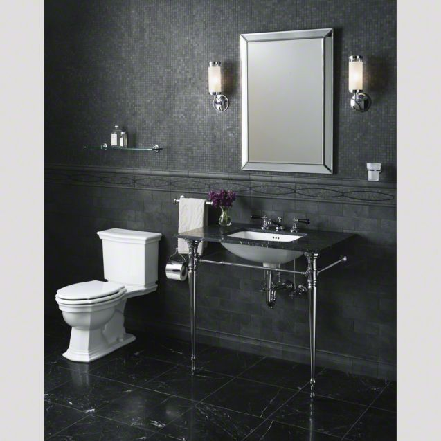 awesome for town collection michael s smith kallista room gallery inspiration grey tile with black marble tile bathroom